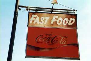 10. Fast Food