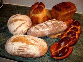 13. Bread
