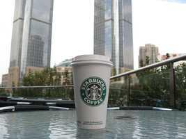 21. Starbucks