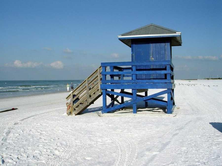 3. Siesta Key Public Beach, Siesta Key, Florida