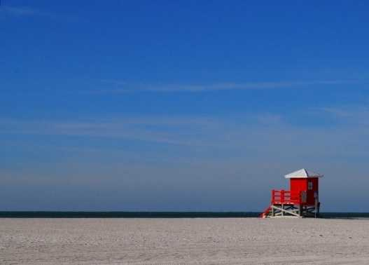 21. Clearwater Beach, Clearwater, Florida