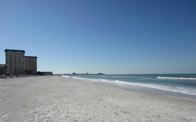 22. Lido Beach, Sarasota, Florida