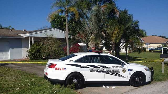 Officers responded Wednesday afternoon to the home of a terminally ill man who says he was beaten by two people he hired to help him with yardwork.