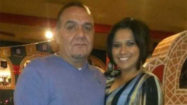 Jose and Eleden Fonseca are pictured in a photo that was posted to Facebook earlier this year.