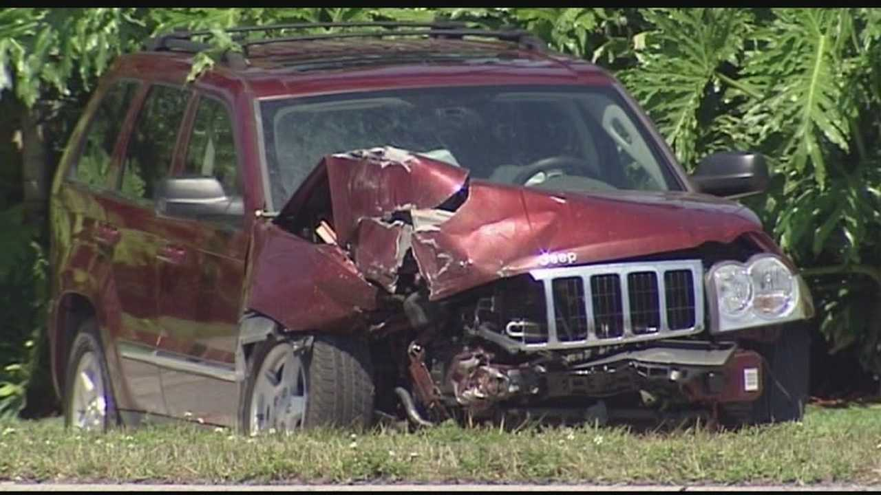 Boynton Beach Boulevard crash