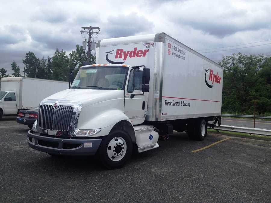 9. Ryder System (404) -- 27,700 employees