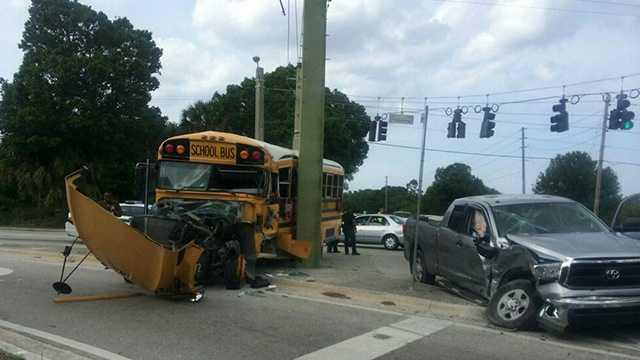 IRCo Bus Crash