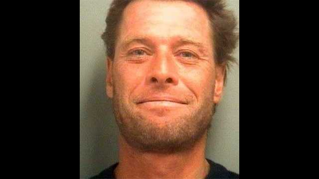 George Gravatt allegedly confessed to deputies that he beat another homeless man in West Palm Beach over the weekend.