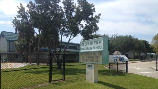 APRIL 28: Grief counselors on Monday helped students cope with the drowning deaths of two of their classmates in Delray Beach.