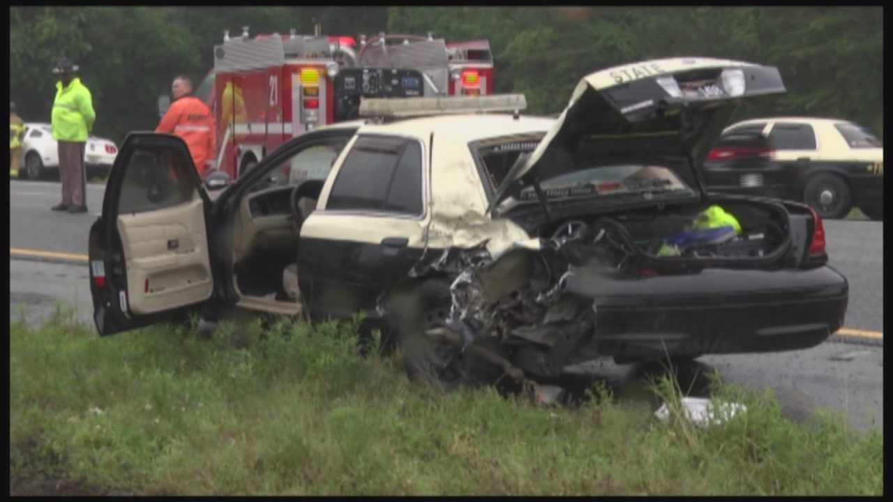 A third person who was struck by a pickup truck on Interstate 75 in Marion County Saturday has died.