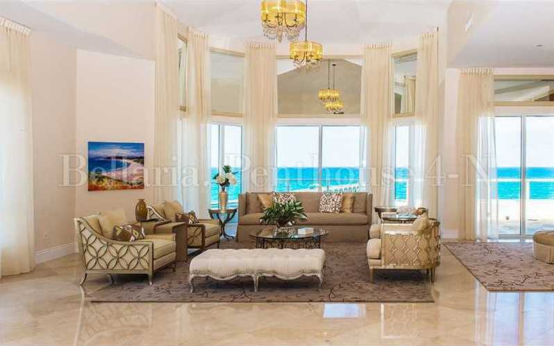 The luxurious 3 bedroom, 5 bathroom property reveals a masterful design, finest materials, and jaw-dropping view.