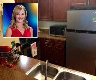 Boom! That's Sandra Shaw's kitchen. Check it out!