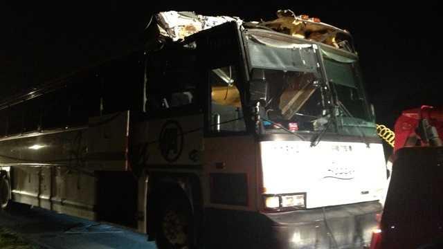 051614 Charter Bus Crash