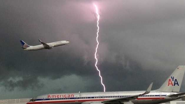 Photo: lightning