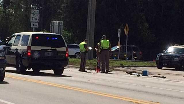Martin Highway crash