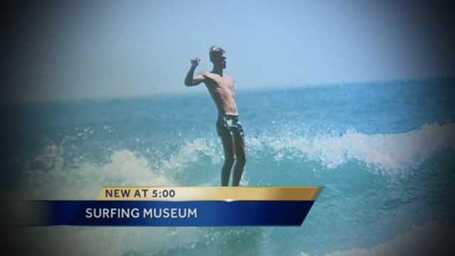 A group of locals has combined their passion for surfing and collected enough early-day surfing memorabilia to fill a museum. Now they are searching for a permanent home for the one-of-a-kind museum dedicated to the waves.