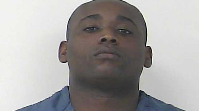 Brandon Lamar Hawkins is accused of killing a friend his ex-girlfriend's family and shooting her 7-year-old son.