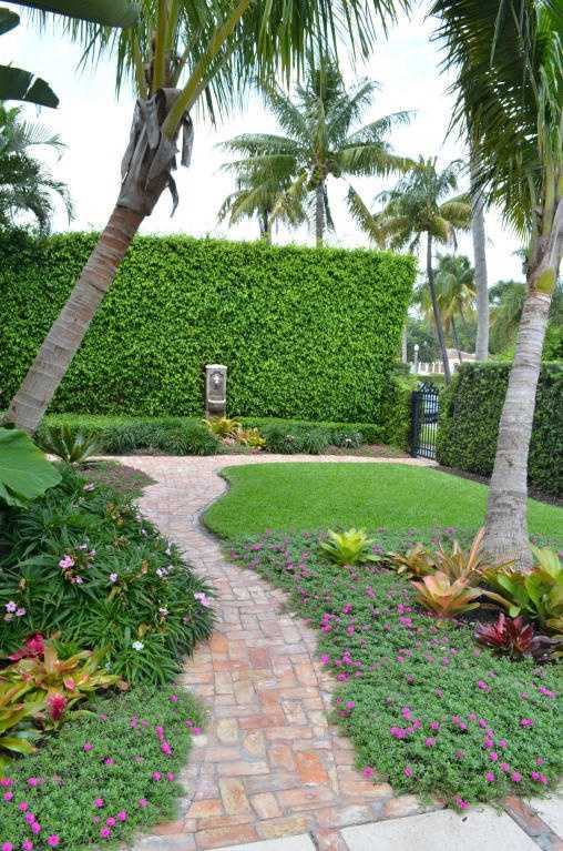 The property sits on 6,098 sq. ft. and is gated.