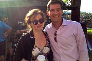 """Jason Guy had the privilege of meeting Helena Bonham Carter who played Bellatrix Lestrange in """"Harry Potter and the Deathly Hallows."""""""