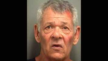 Jerry Walter Thomas has been arrested and is facing charges of armed burglary after he broke into a home in the the Venetian Isles Subdivision and held Palm Beach County Sheriff's deputies and SWAT team members in a standoff for hours.