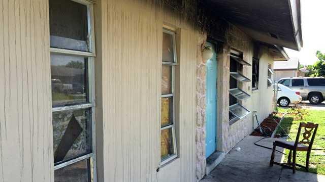 Boynton Beach house fire
