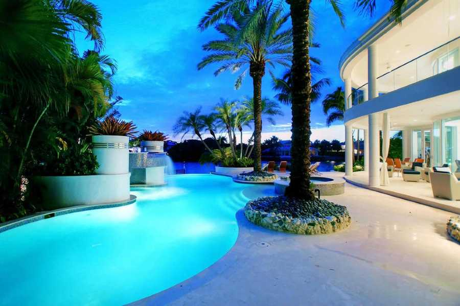 For more information on this spectacular property, visit Realtor.com .
