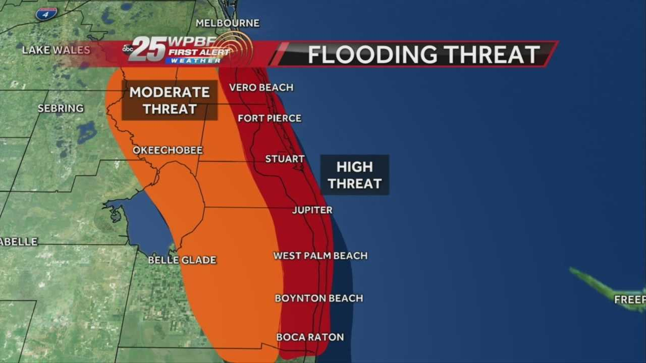 Chief Meteorologist Mike Lyons discusses how tropical invest 91L may impact the Treasure Coast and parts of South Florida Monday evening and into Tuesday-- as well as what you can expect, and when.