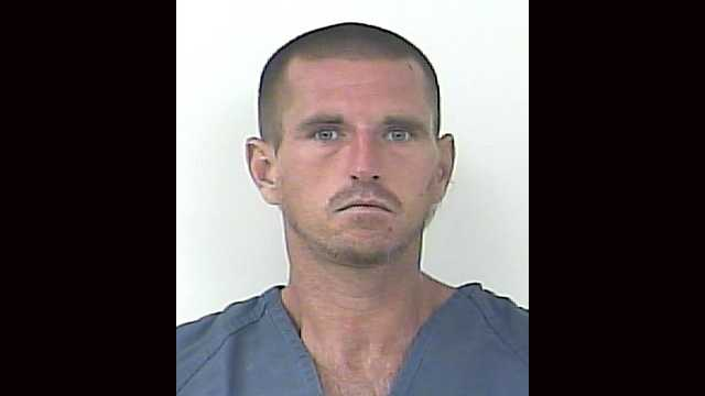 Douglas Whitney Collins is facing charges for burglary and possession and distribution of drugs, after he was found living inside of an unoccupied residence, according to Port St. Lucie police.