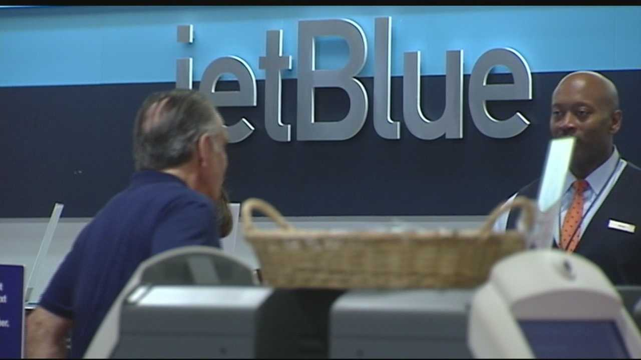 A woman is claiming anti-Semitism is to blame for her being thrown off a JetBlue flight leaving from Palm Beach International Airport this week. Reporter Ari Hait has the report and new, exclusive details.