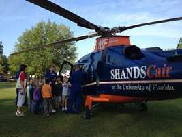 3. UF Health Shands Hospital in Gainesville