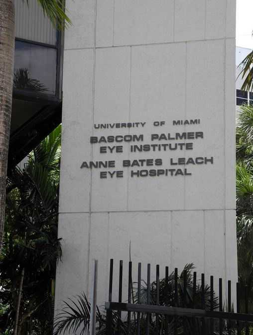 7. Bascom Palmer Eye Institute-Anne Bates Leach Eye Hospital in Miami