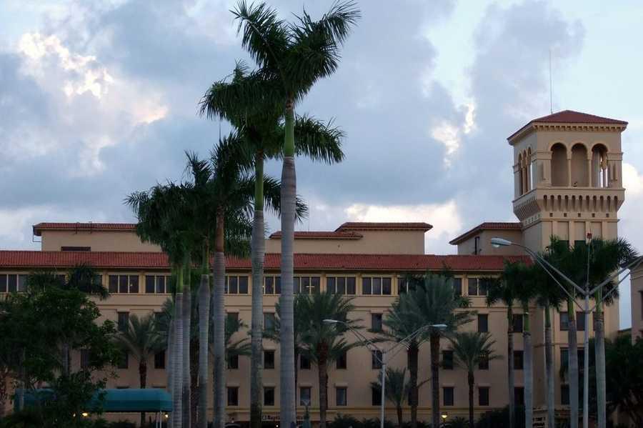 8. Baptist Hospital of Miami