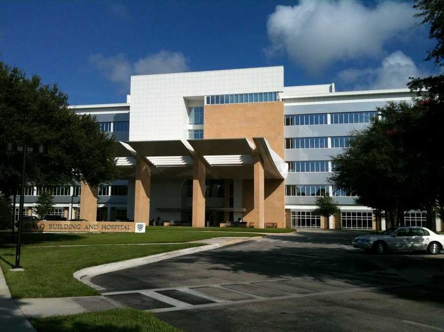 8. Mayo Clinic in Jacksonville