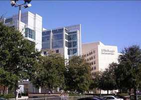 11. Shands Jacksonville Medical Center