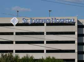 14. St. Joseph's Hospital in Tampa