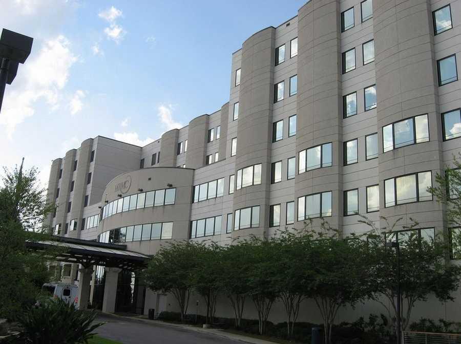 19. Munroe Regional Medical Center in Ocala