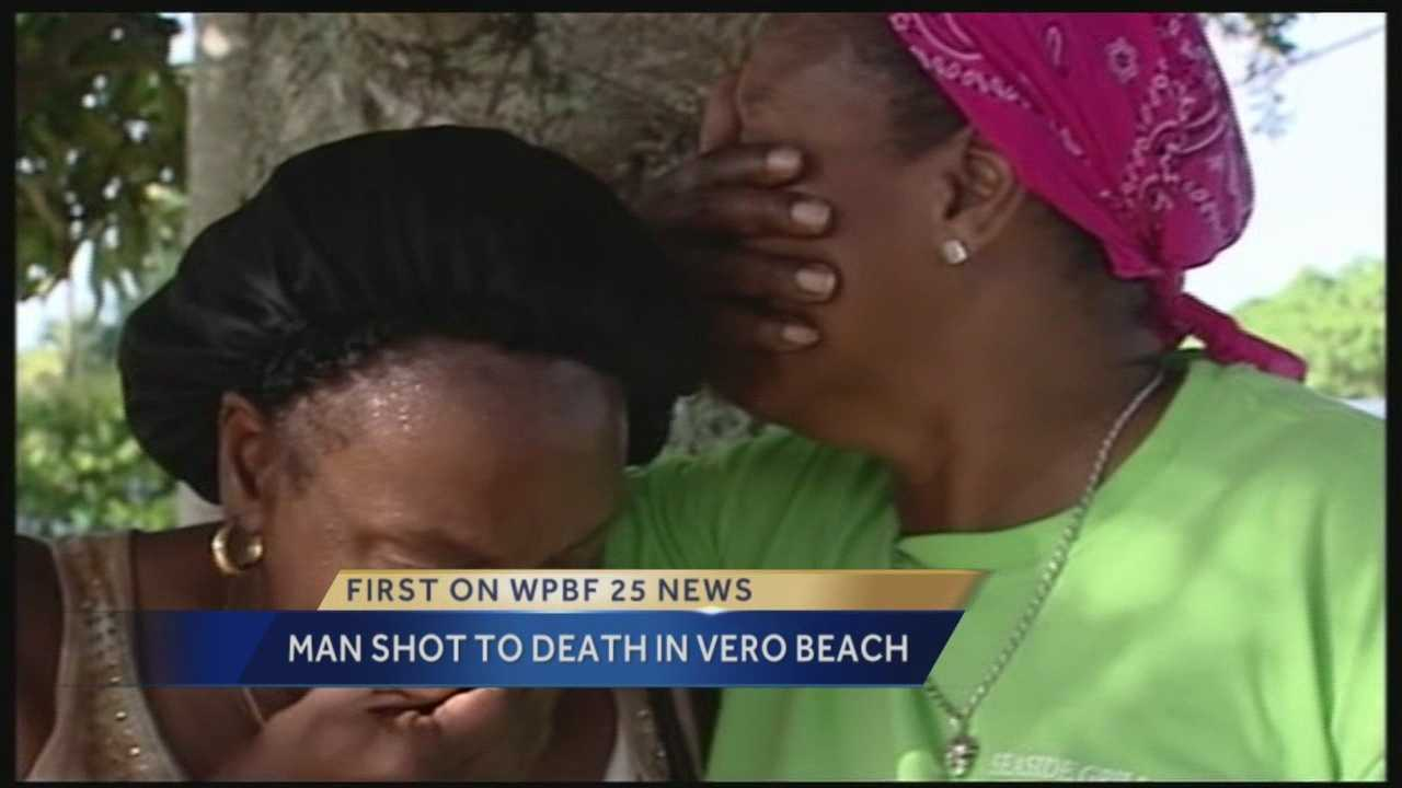 Family mourns man fatally shot in Vero Beach