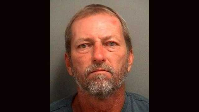 Steven Miller, 49, is facing charges of simple battery and abuse on a disabled person, according to a Palm Beach County Sheriff's Office arrest report.