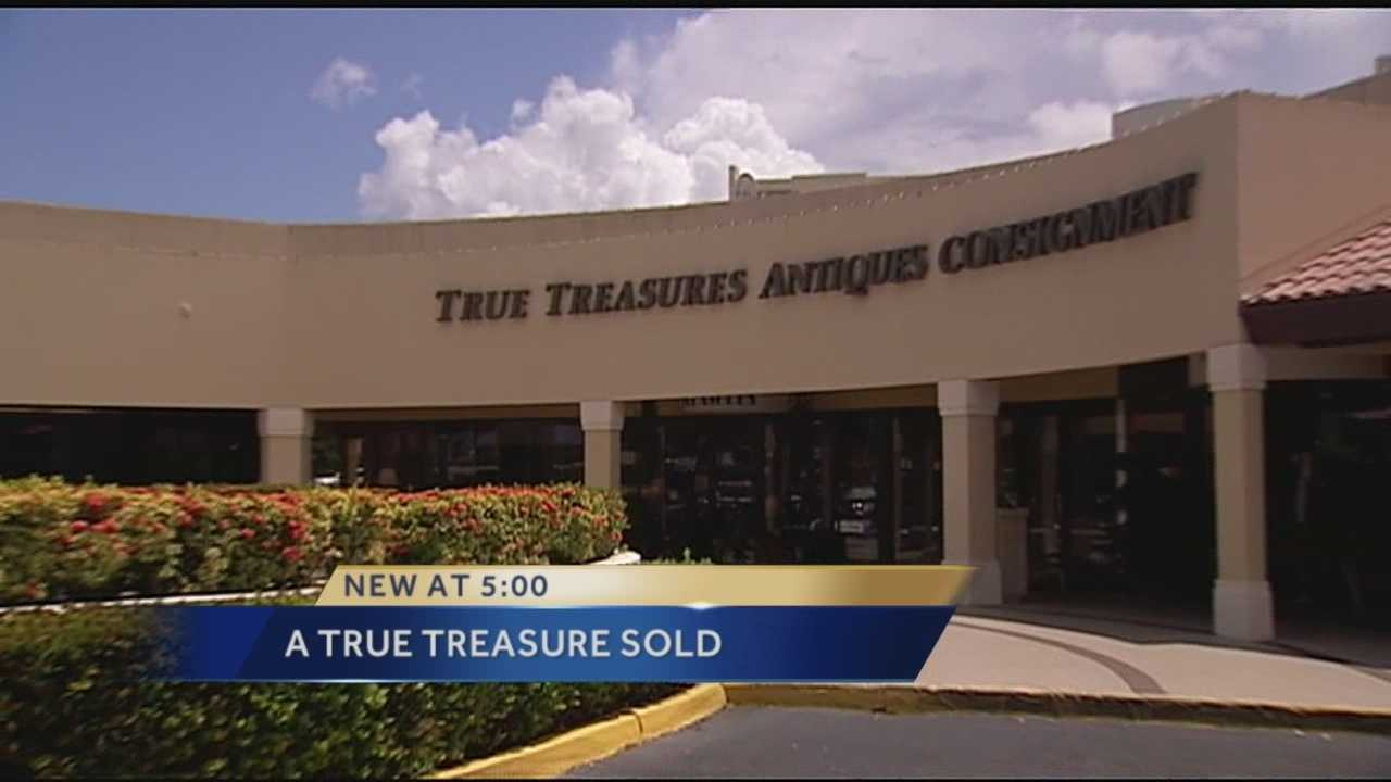 True Treasure sold in North Palm Beach