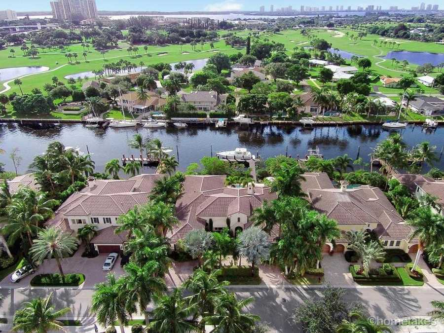 Check out this aerial view of the .42 Harbour Isles estate!If you'd like more information on this property, visit Realtor.com.