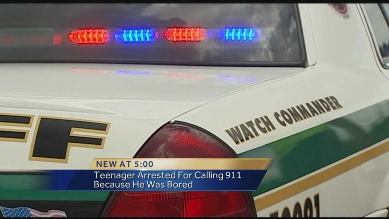 Man faces charges of making false 911 calls