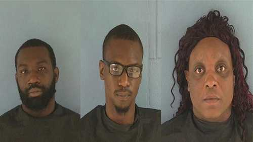 Travis Spencer, Terrance Spivey, and LaTisha McBride  are all facing charges related to the home invasion according to Okeechobee County Sheriff's deputies.