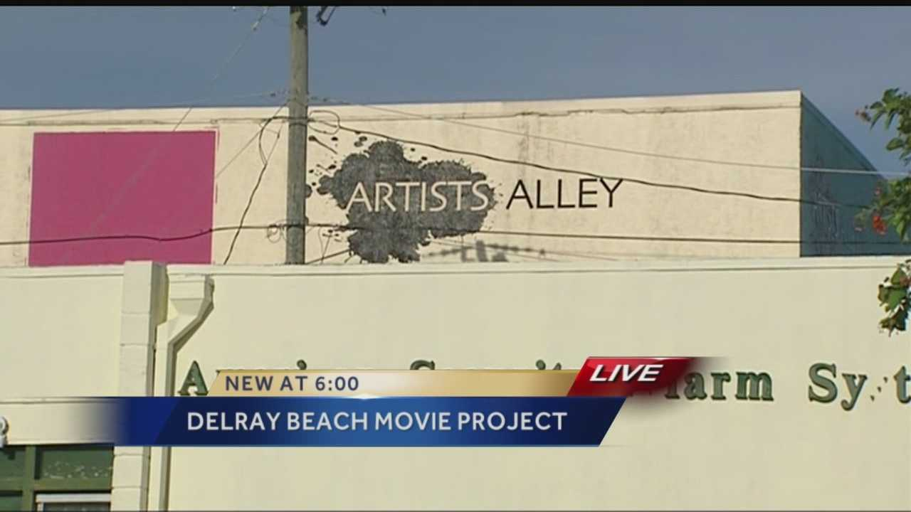 "A movie called ""After Midnight"" is set to begin filming in Delray Beach -- and preparations are already underway. The film is being produced by a local company called Brave Man Media. Reporter Terri Parker has the story."