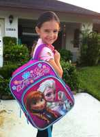 First day of 2nd grade-- Dawn Phillips-Iannaccone