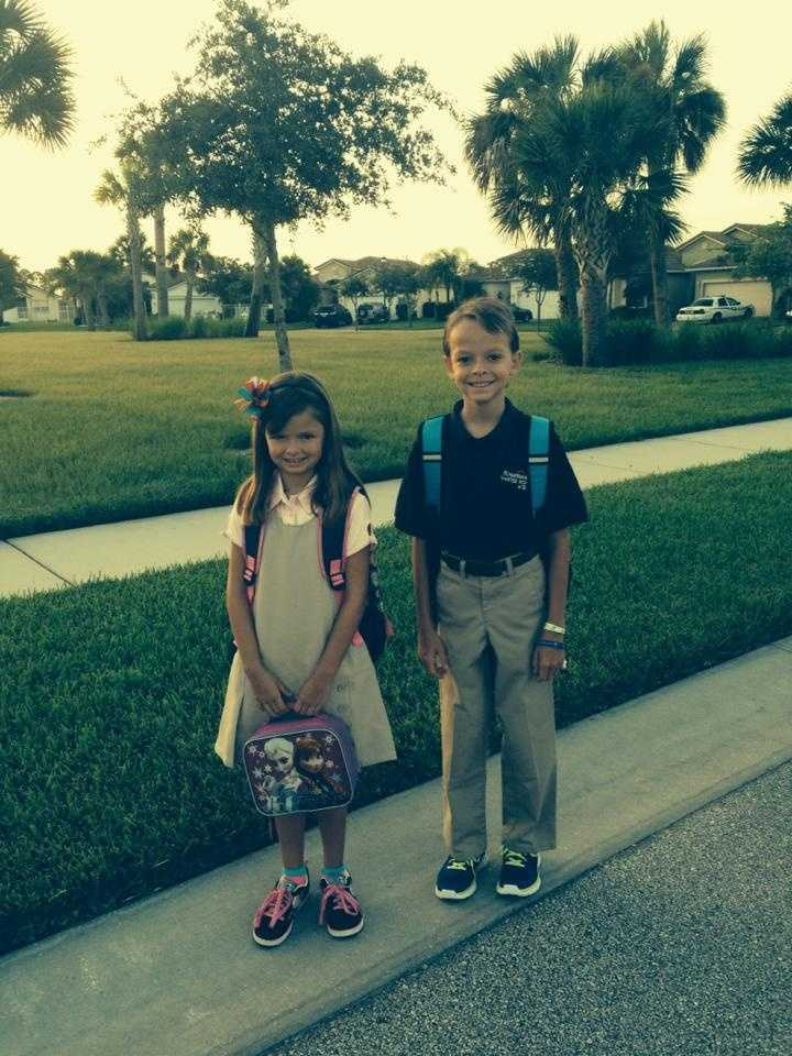 2nd and 6th grade! -- From Maria Burford