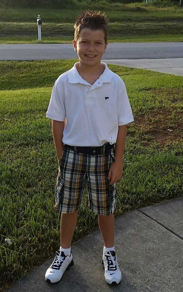 2nd grade here we come!!! --From Laura Hobbs Casey