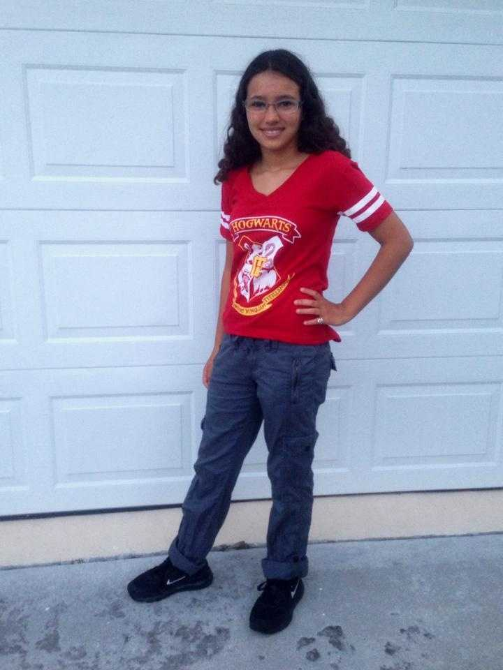First day of 10th grade