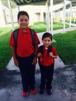 Ivis 3rd and Jesus pre k --From Mayra Rodriguez Mendoza