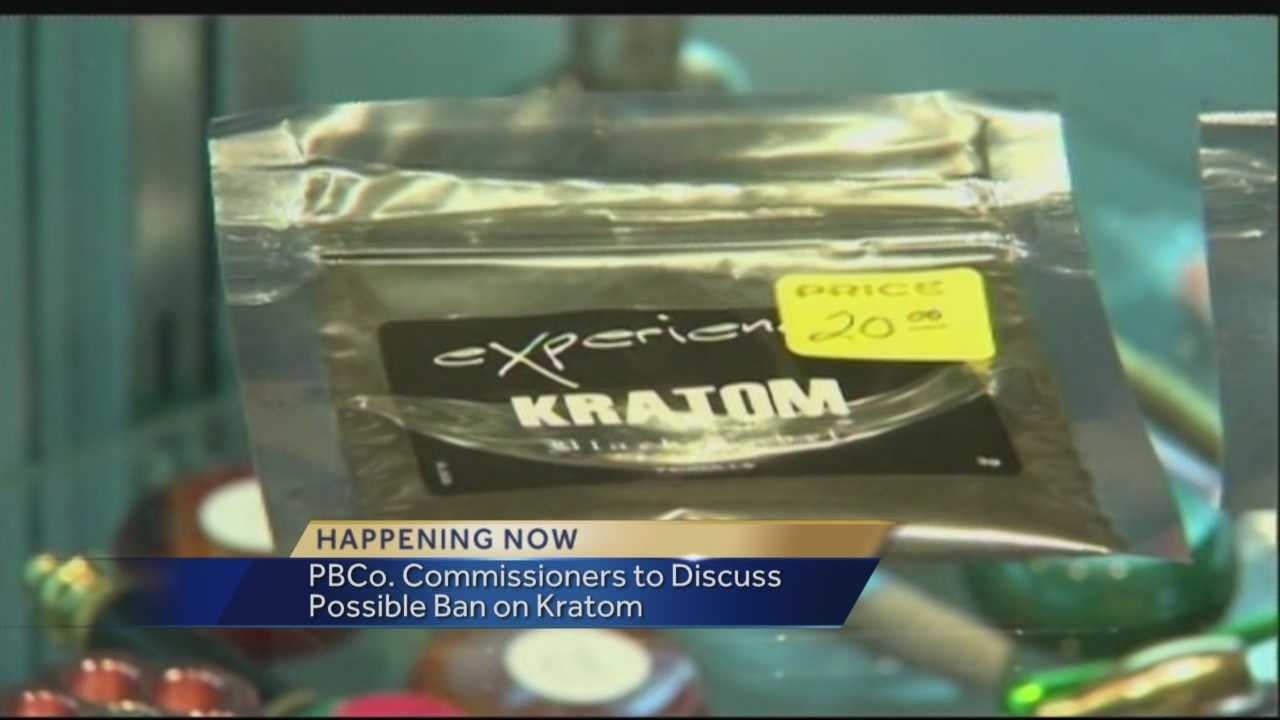 A psychoactive herb called Kratom is causing concern in Palm Beach County. Reporter Whitney Burbank has the details.