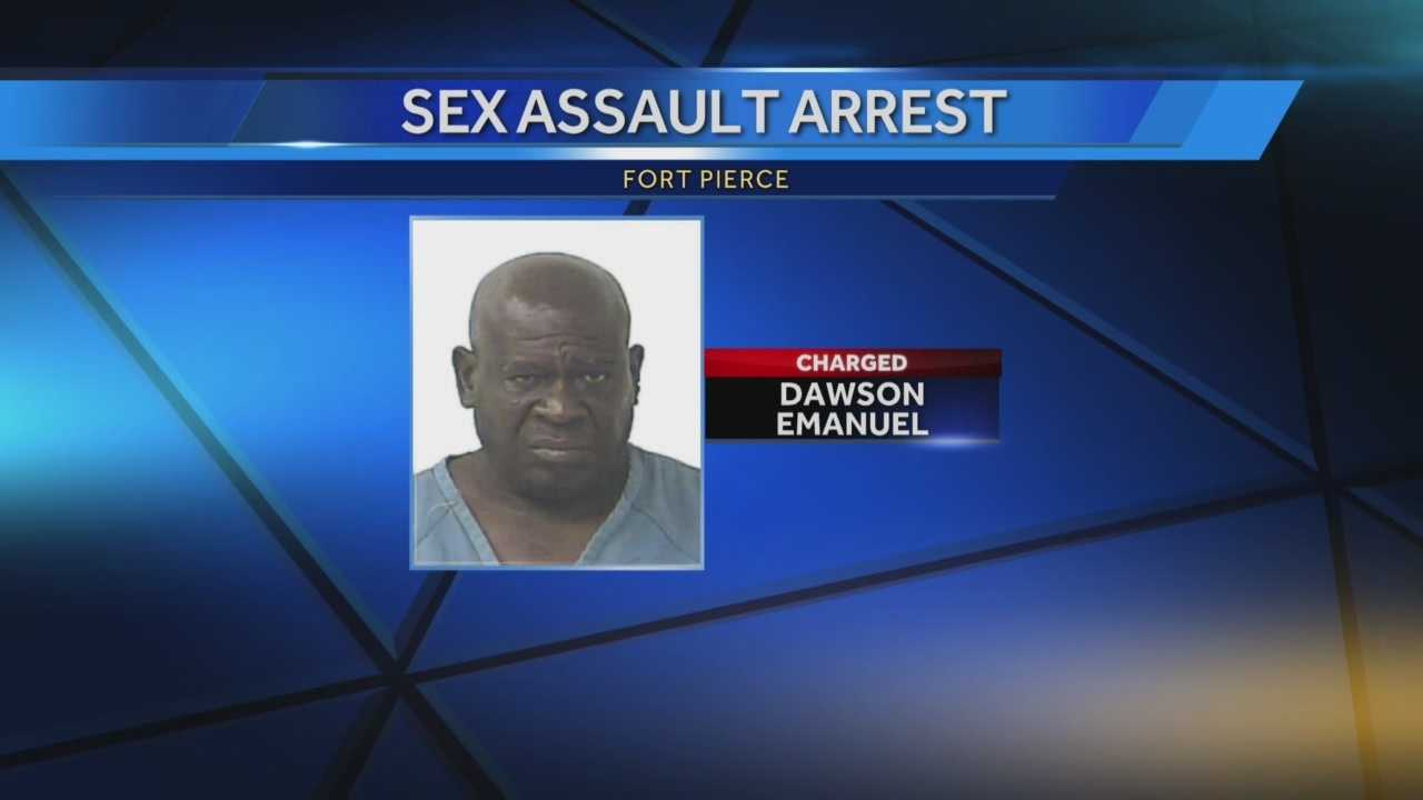 A Fort Pierce man is under arrest for a sickening crime. Emanuel Dawson is locked up after police say he raped a 9-year-old girl.